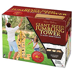 Kids' Giant Sized Jumbling Tower
