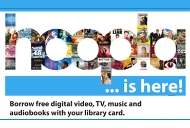 Stream @ Home with hoopla Digital - Reading Public Library