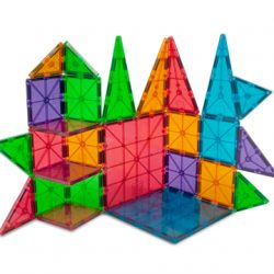 Kids' Magnatiles Kit
