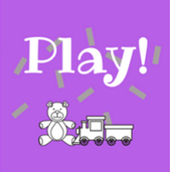 "Kids' Preschool ""Play"" Kit"