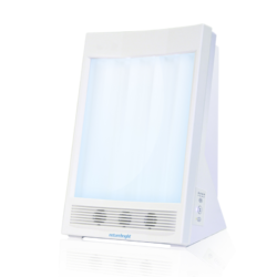 Sun Touch Plus Bright Light Therapy Lamp