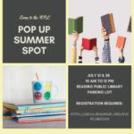 Pop-Up Summer Spot