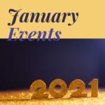 January 2021 Programs