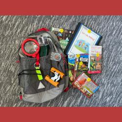 Kids' Hiking Backpack