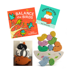 Preschool Stack and Balance Kit